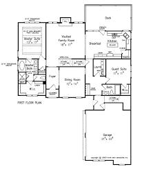 keenes pointe house floor plan frank betz associates