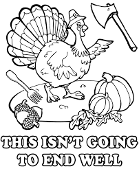 thanksgiving coloring pages for boys printable in cure page
