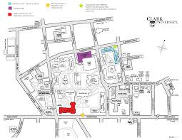Boston University Campus Map by Scorai 2013 Conference