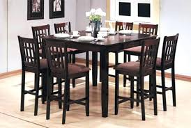vintage dining room sets bar style table sets pub style dining table and chairs