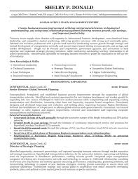 Logistic Coordinator Resume Sample by Supply Chain Trainee Cover Letter