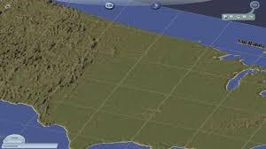 Continental Us Map Continental U S Maps Simtropolis