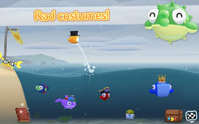 fish out of water android apps on google play