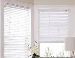 What Are Faux Wood Blinds Wood Blinds Ebay