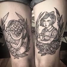 13 wonderful sketch tattoos sheideas
