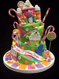 candyland birthday cake candyland themed birthday cake yelp