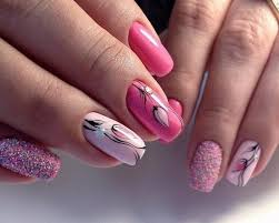 good mood colors spring gel nails ideas fresh and lovely colors for a good mood