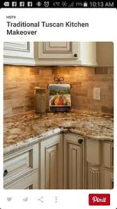 Brown Subway Tile Backsplash by Flip Or Flop Hgtv Houses Google Search House Of Dreams