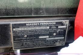 1997 massey ferguson 8150 mfwd tractor item 6479 sold s