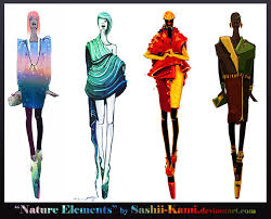 nature elements air water earth by sashiiko anti on