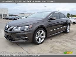 Volkswagen Cc 2014 Interior Black Oak Brown Metallic 2014 Volkswagen Cc R Line Desert