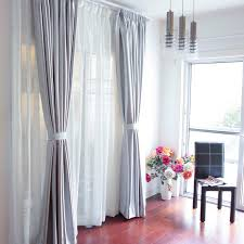 Style Selections Thermal Blackout Curtains European Style Modern Blackout Curtain For Living Room