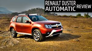 renault duster renault duster automatic review test drive quikrcars youtube