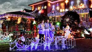 the house of lights melbourne christmas houses decorated melbourne psoriasisguru com