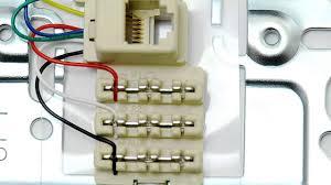 phone jack wiring diagram elvenlabs com