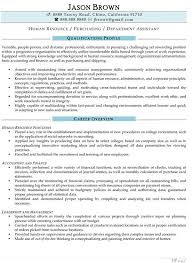 human resource resume hr assistant pg1 human resources resume exles professional