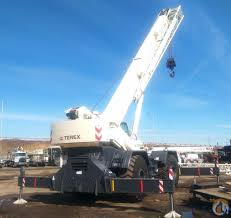 terex rt780 crane for sale or rent in oakville ontario on