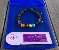 free set bracelet images Lava stone chakra bracelet gift set with free essential oil jpeg