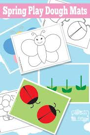 printable playdough recipes 1329 best play playdough recipes mats and activities images on