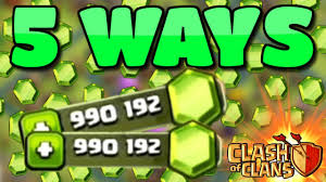 clash of clans 5 best ways to spend gems ultimate gem guide