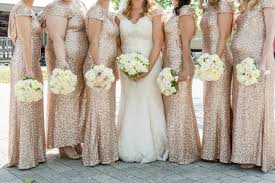 rent bridesmaid dresses rent the runway sequin bridesmaid gown in the city