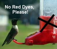 you do not need to add red dyes or food coloring to your