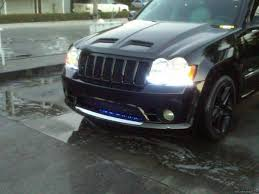 jeep srt8 grill 2008 jeep srt8 mopar photos