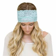 bohemian hair accessories 2016 women fashion lace headband bohemian hair accessories
