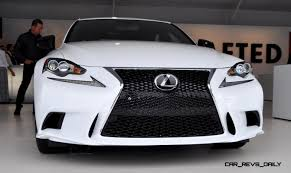 lexus is250 f sport fully loaded 2015 lexus is250 review