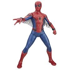 spider man homecoming tech suit spider man figure 38 cm spider