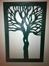 birch trees canvas cutout these turn out great just make sure