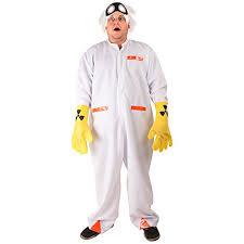 back to the future costume time travel doc costume funtober