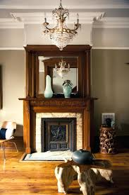 fireplace walls interior design inside brick paint brownstone