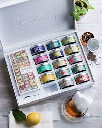 tea gift sets kusmi tea the tea collection gift set