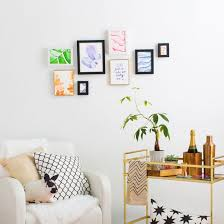 The Best Way To Put by This Is The Best Way To Put Together A Gallery Wall On A Budget