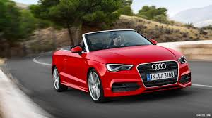 convertible audi 2016 audi a3 cabriolet 2015 2 0 tdi s line misano red front hd