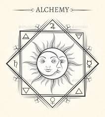 sun and moon astrology mystical symbol by vectortatu graphicriver