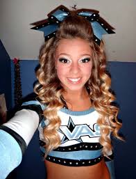 african american cheer hair bows 5 popular cheerleading hairstyles