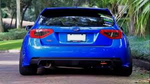 2016 subaru impreza hatchback subaru impreza hatchback custom 2 youtube