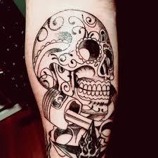 jdm tattoos jeffrey dean morgan u0027s newest ink by keavan of doc rivers electric