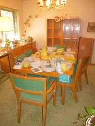Drexel Dining Room Furniture 1950 U0027s Drexel Dining Room Set Dining Room Set In Estate Sa U2026 Flickr