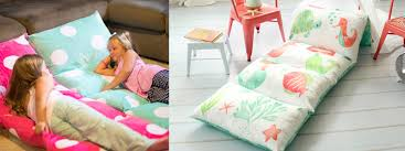 pillow beds for kids minky pillow beds 26 99 orig 48 12 designs available