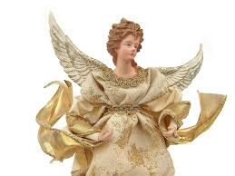 vintage angel christmas tree toppers archives trendy new designers