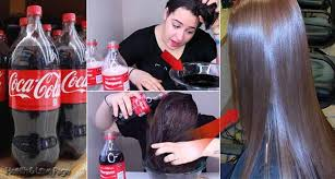 coke cola rinse for hair how to use coca cola for getting soft shiny and smooth hair