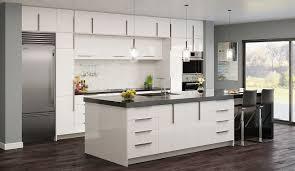 frameless shaker style kitchen cabinets frameless kitchen cabinets