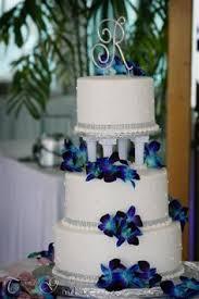 royal blue and purple wedding cake cakes purple wedding cake