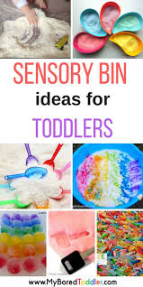 For Toddlers Sensory Bins For Toddlers 6o Sensory Bin Ideas My Bored Toddler