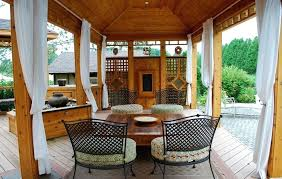 Patio Curtains Outdoor Outdoor Patio Privacy Screen Pergola Patio Curtains For Privacy