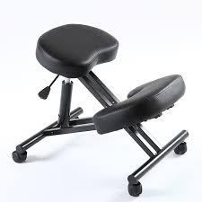 chaise ergonomique bureau du genou ergonomique chaise de bureau en cuir genoux chaise