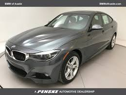 2018 used bmw 3 series 330i xdrive gran turismo at bmw of austin